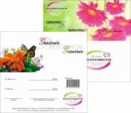 Geschenk-Gutschein ab 20 €